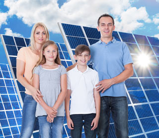 How to get free solar panels with an ECO grant